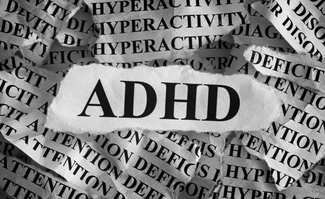 ADHD graphic banner image