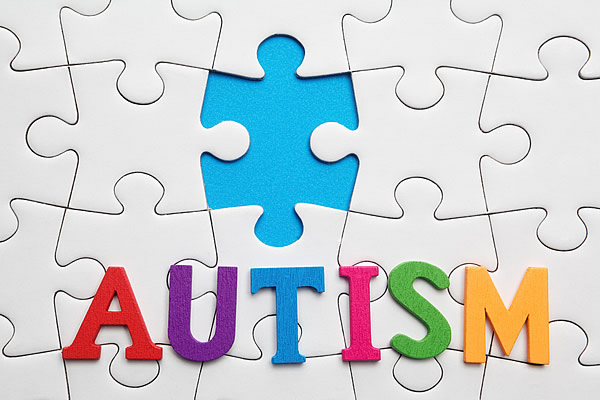 services for autism graphic banner