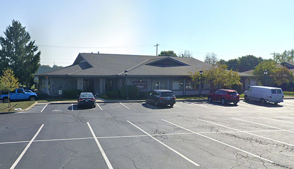 exterior photo of the Westerville office for The Center for Cognitive and Behavioral Therapy
