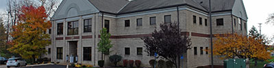 exterior photo of the Dayton office for The Center for Cognitive and Behavioral Therapy